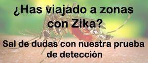 Pruebas detección zika